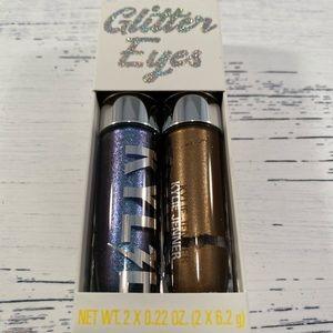 Kylie Liquid Eyeshadow Glitter Eyes